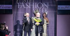 Юбилей Вячеслава Зайцева на Estet Fashion Week